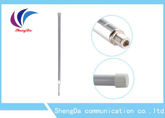 China 5.8G 6DBi Dual Band Antenna 5725-5850MHZ N Female Connector With Pole Mounting factory