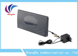 Ultra Compact Indoor & Outdoor TV Antenna Singal  With Amplifer Receiption