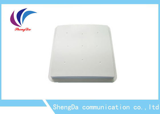 PVC Casting Long Range RFID Reader Antenna Linear Circular Polarization Easy To Install