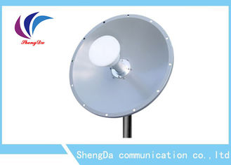 China 4.9-5.8GHz 25dBi Omni Fiberglass Antenna Dual Polarized 2×2 MIMO Dish Antenna factory
