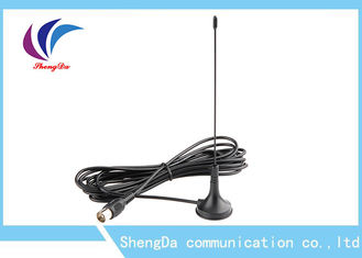 Vehicle UHF VHF TV Antenna 5V Power Set - top Box Standard Video Machine DVD