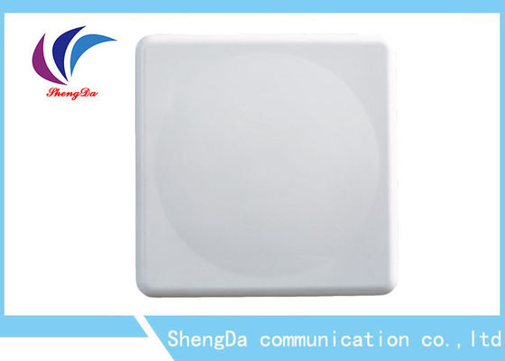 China 16dBi MIMO 2.4 Ghz Flat Panel Antenna Wifi , Wireless Wifi Patch Antenna N Female Connector factory