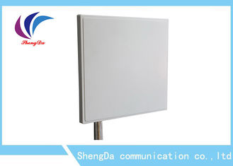 China 915MHz Outdoor Long Range UHF RFID Patch Antenna 12dBi 100w UV Resistant factory