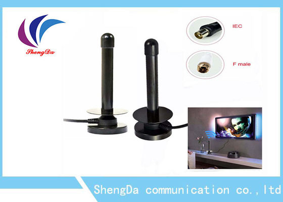 Strong Magnetic Base VHF UHF Digital Antenna Outdoor Mobile RG58 Cable DVB-T2