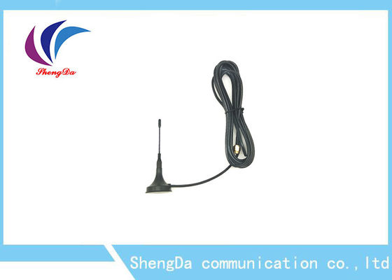 315MHZ Omni Directional Antenna Wifi , Outdoor Mimo Antenna SMA Male Connector