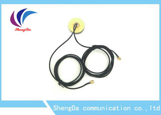 China GSM / GPS CDMA High Gain Mobile Signal Booster Antenna Waterproof With Amplifier factory