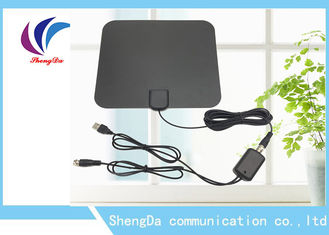China UHF / VHF Outdoor HD digital TV antenna Freeview Local Channels With Amplifier factory
