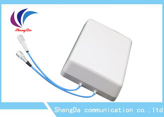 China Wlan Wireless Directional Wifi Panel Antenna Horizontal Beamwidth 73° 2 N Female Connector factory