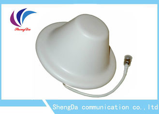China Omni Directional Drop Ceiling Wifi Antenna 698-960 / 1710-2700MHz 3/5dBi factory