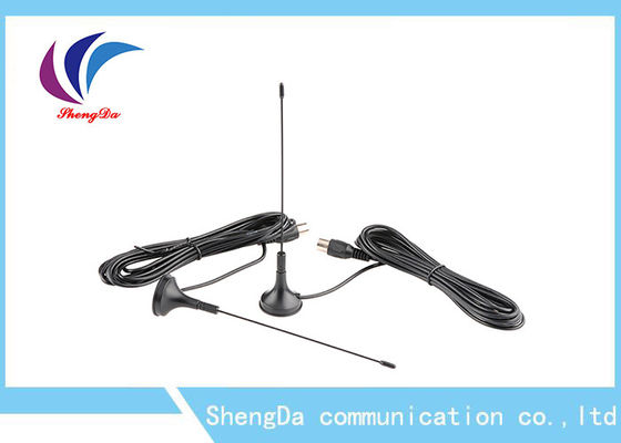 China Digital High Gain VHF UHF Digital TV Antenna Passive Rod 75ohm Impedance factory