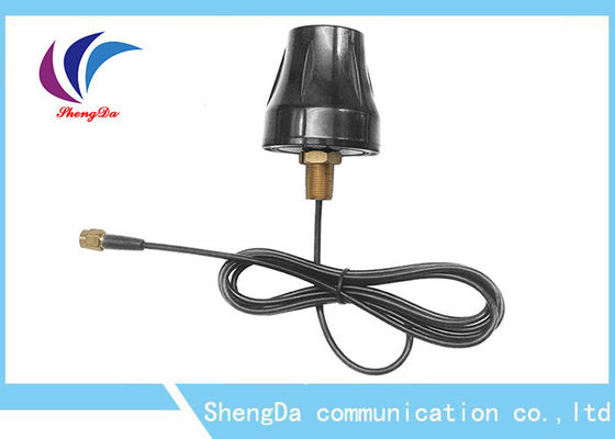 2.5dBi Mini Lightweight Gsm Signal Booster Antenna 50w 1.5m Cable Wireless