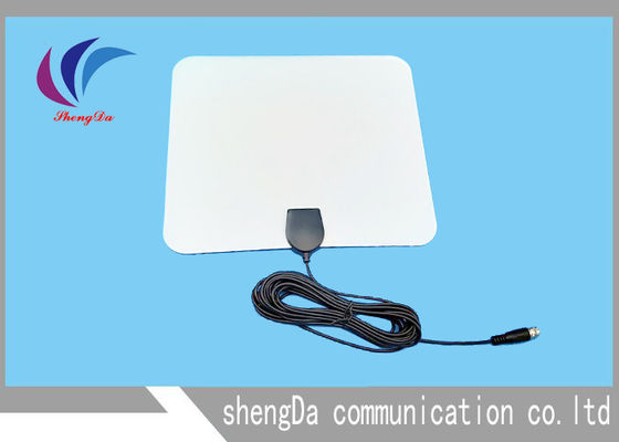 China good quality High Definition UHF VHF TV Antenna -50-60 Mile Range Receiver 3 Meter Cabel Length on sales