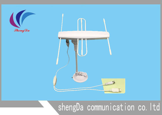 China Small Size Yagi Directional Antenna 28dbi , Compact  Yagi TV Antenna  Indoor / Outdoor factory