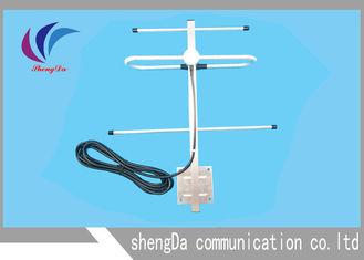 China 433MHZ High Gain Yagi Antenna ,  Yagi Wireless Wifi Antenna All Weather Operation factory