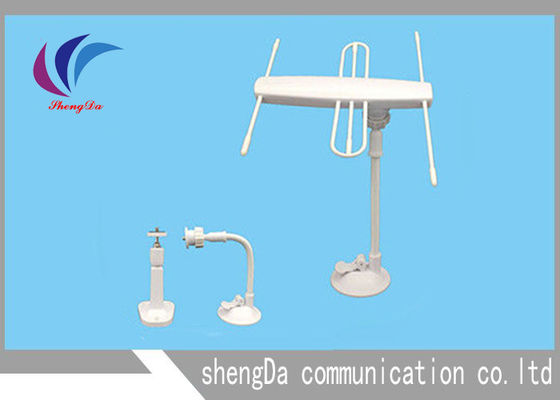 China Indoor / Outdoor Yagi Directional Antenna Digital HDTV Type For VHF / UHF Channles factory