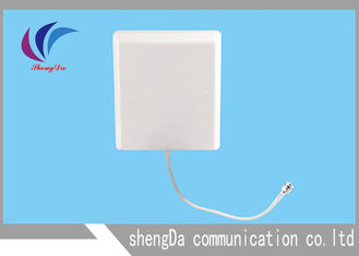 China Outdoor 2.4 Ghz 5.8G Dual Band Antenna Wifi Panel Small Dul Pol 11dBi ABS Radome Material factory