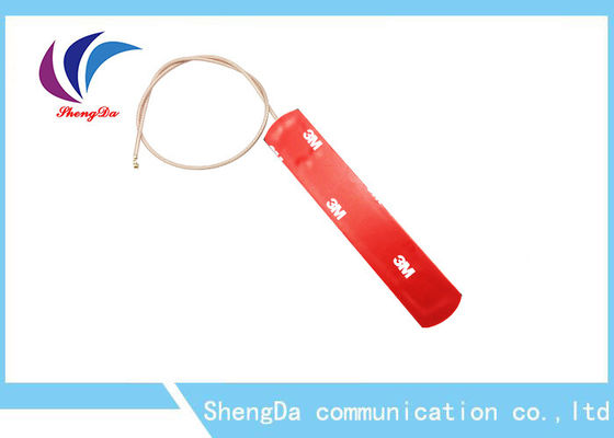 China LTE Wide Band 4G LTE Antenna 698-2700MHz Antenna Impedance 50ohm RG174 Coax Cable factory