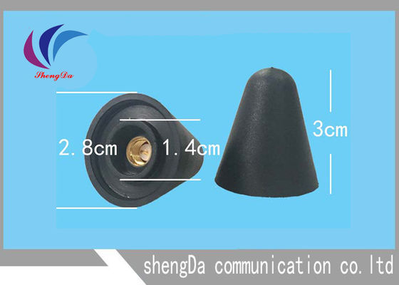 Mushroom Shaped 2.4 G Wifi Antenna Outdoor Waterproof High Gain 2400-2500MHZ
