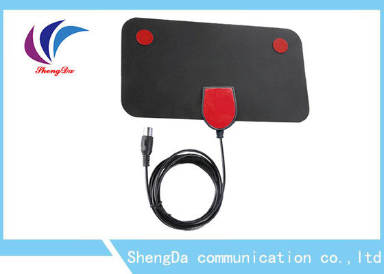 China Dual Band VHF UHF Digital Antenna High Reception TV Signal With F Male factory