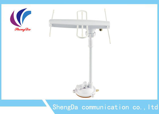 China good quality Digital UHF VHF TV Antenna High Gain 30dBi DVB-T T2 Yagi Type With Ampliifer on sales