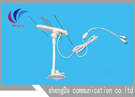 China Signal Long Range Yagi Directional Antenna VHF / UHF HDTV 12 Mile Cable factory