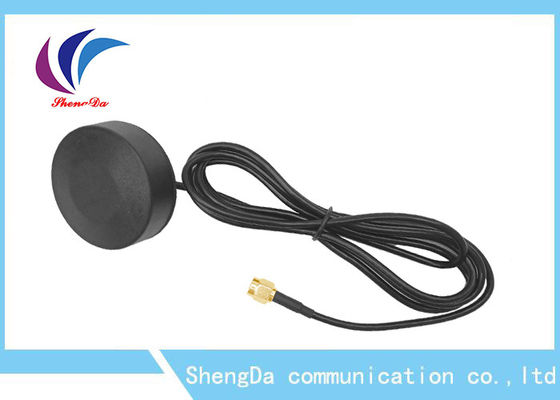 China High Perfomance 433MHZ High Gain Antenna 5dBi SMA Male Connector 3M Cable factory