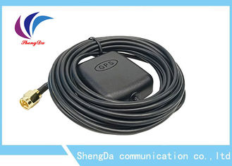 SMA Male Plug Auto GPS Antenna Active 28dbi High Gain Better Signal Rececption
