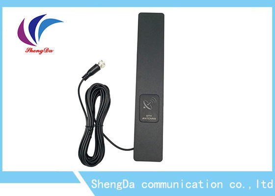 China Compact Paper - Thin VHF UHF Digital Antenna High Gain Lightweight 3dbi Gain factory