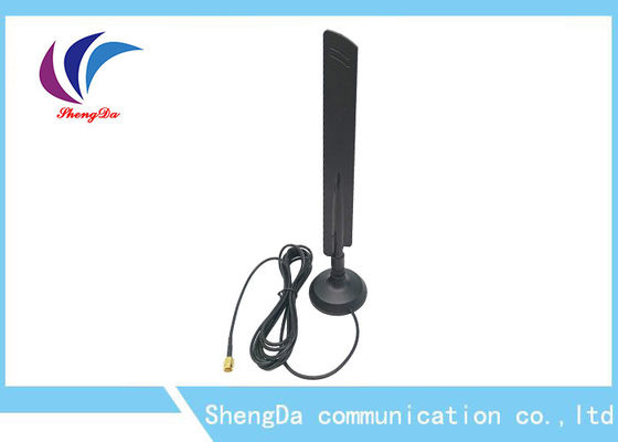 China 5dBi LTE 4G Directional Antenna Indoor / Outdoor 3G Aerial With SMA Plug factory