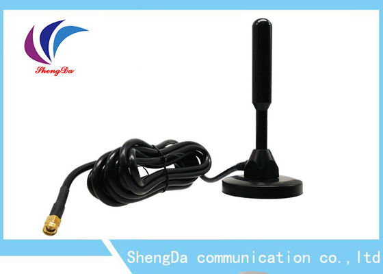 50 Watt 4G LTE Antenna Omni Directional RG58 Cable 3 Meter 5dbi ROHS Approval