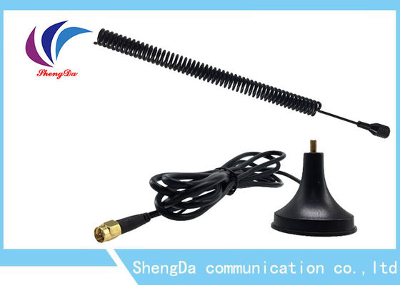 China 5dbi Gain 433MHz High Gain Antenna SMA Male Vehicle / Redio Station Amplified Signal factory