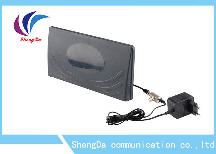 Ultra Compact Indoor & Outdoor TV Antenna Singal  With Amplifer Receiption supplier