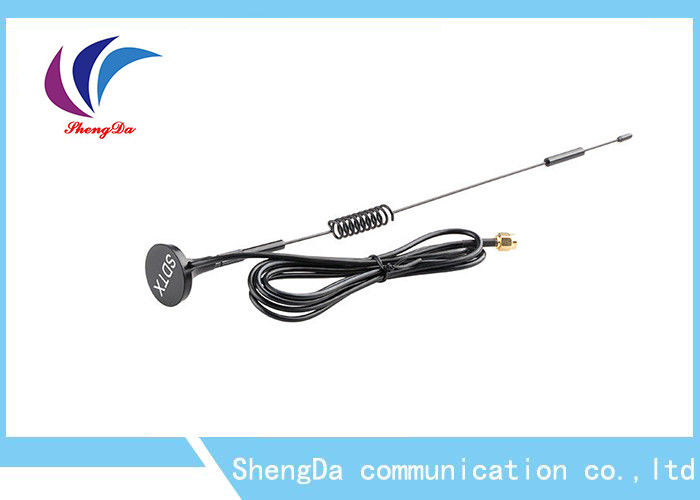 Helical Spring Magnetic 4G LTE External Antenna Omni Wireless Vertical Polarization supplier