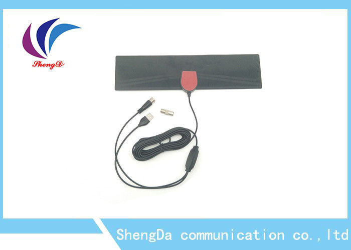 Remote Controled Mobile Portable Digital TV Antenna 174-230 VHF / 470- 862HMZ UHF supplier