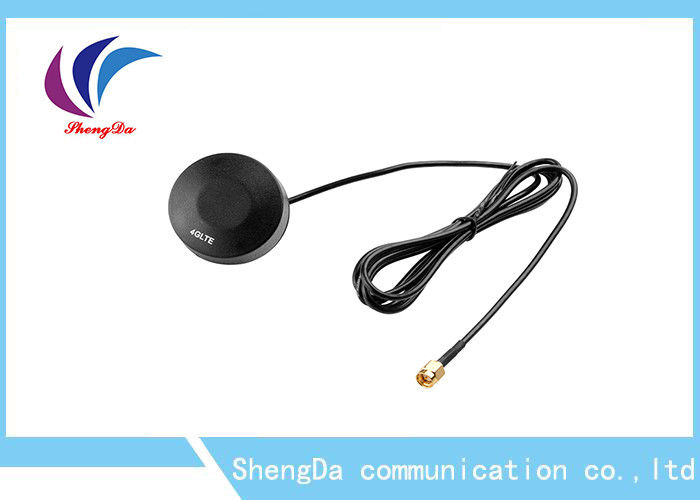 Waterproof Antenna LTE 4G ,  Wifi LTE External Antenna Circulor Mushroom Head supplier