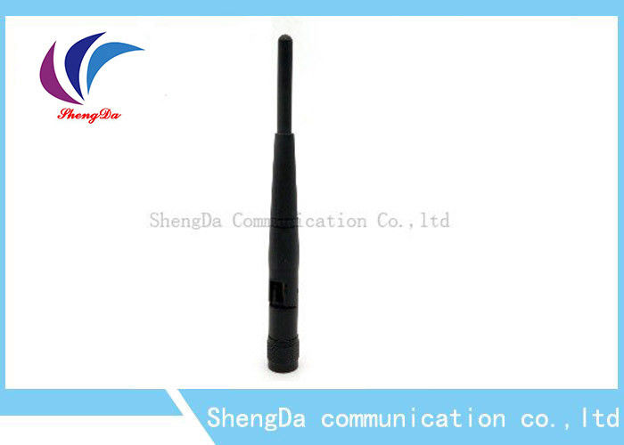 External WifI 2.4 Ghz Rubber Duck Antenna Terminal For Ruter 145mm Length supplier