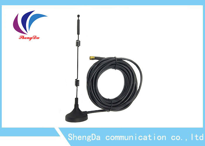 Wireless 2.4 Ghz Wifi Router Antenna 2400-2500MHz SMA Male Connecttor RG58 Cable supplier