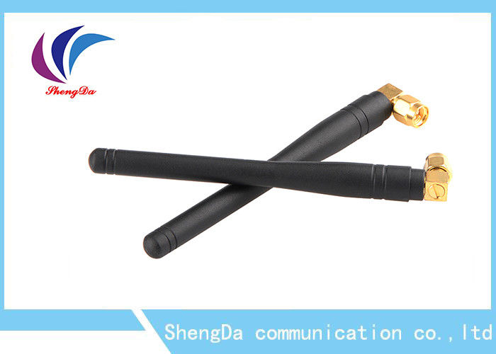 210mm Length 433mhz Directional Antenna , High Gain Rubber Duck Antenna 3dBi supplier