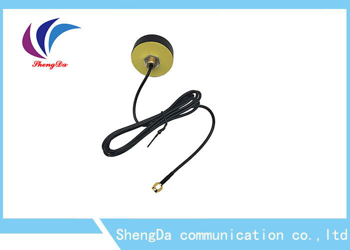 Multi Band High Gain LTE Antenna , Magnetic Mount Antenna For LTE Omni Directional supplier