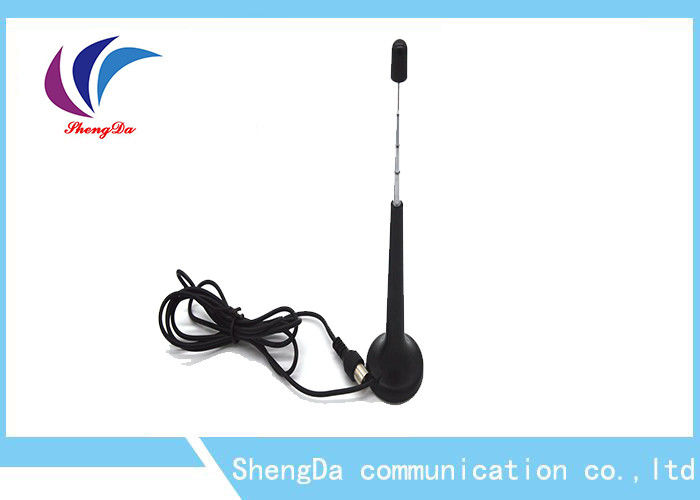 VHF174-230 / UHF High Power Indoor TV Antenna 470-862MHz DVD-T IEC Connector supplier