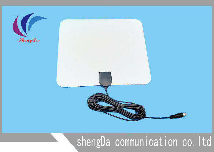 High Definition UHF VHF TV Antenna -50-60 Mile Range Receiver 3 Meter Cabel Length supplier