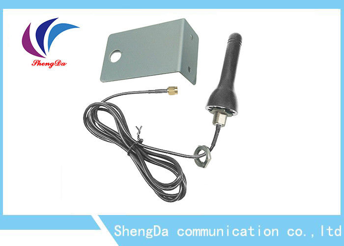 80mm Length 2.4 G Wifi Antenna Ultra - Directional Long Rang SMA-J Connector supplier