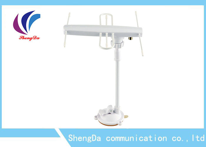 VHF UHF HDTV Digital TV Omni Directional Antenna F Male / IEC Connector