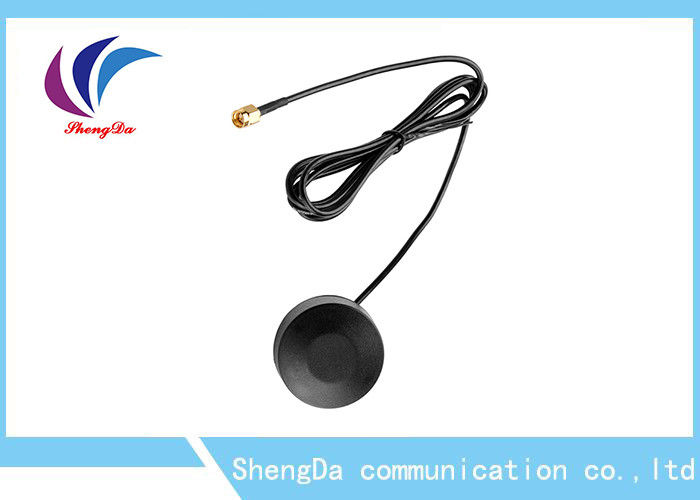 Waterproof Patch High Gain 433mhz Antenna RG58 Cable 50ohm Impedance For Outdoor supplier