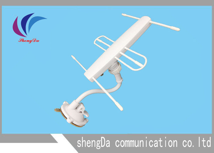 Full HD 1080P UHF VHF TV Antenna Easy Installation With F Male / IEC Connecter supplier