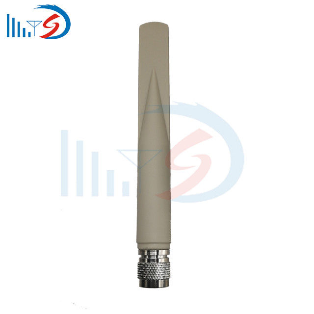 Rubber Duck Wifi Dual Band 2.4 Ghz 5ghz Antenna Vertical Polarized 180mm Length supplier
