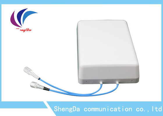 China 4G High Gain DAS Wifi Panel Antenna Low PIM 8dBi Dual Slant 2×2 MIMO Indoor distributor