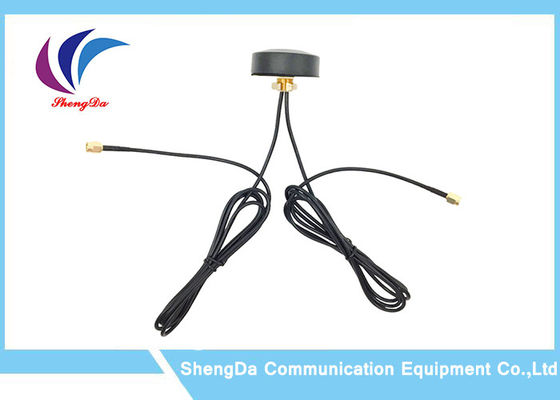 China Innovative Automotive Gps Antenna With Magnetic Base Short - Circuit Protection distributor