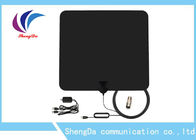 Detachable Amplifier UHF VHF TV Antenna 3m RG174 Coax Cable Vertical Polarization