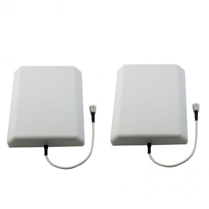 698-2700MHz Indoor Wifi Panel Antenna Wall Mounted LTE 4G Omni Directional